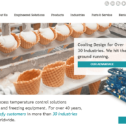 Manufacturing Company Web Design – First Impressions Count